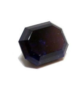 Faceted Azurite Loose Gemstone
