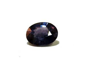Violet Sapphire Gemstone