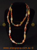 Stunning Multi coloured women's necklace