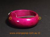 Pink toned women's cuff