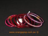 6 pack of women's bracelets