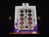 Napoleon Perdis Set 10 colour Eyeshadow Palette Limited Edition