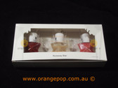 Napoleon Perdis Set Limited Edition Lipgloss Trio Runaway star