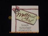 Benefit Cosmetics Matterial Girl Matte-Finish Setting Powder 14g