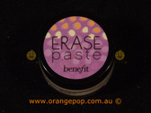 Benefit Cosmetics Erase Paste No. 2 Medium Deluxe sample 3.2g