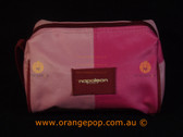 Napoleon Perdis Limited Edition Two toned Pink makeup bag