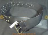 JAY JAY'S Black studded Women's Ladies Fashion Belt