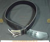 Black Women's Ladies Fashion Belt ;