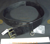 Black WITCHERY Leather Women's Ladies Fashion Belt