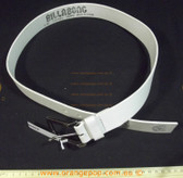 White BILLABONG Women's Ladies Fashion Belt