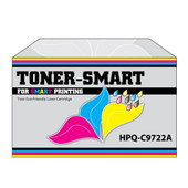 Toner-Smart HPQ-C9722A ( C9722A ) Eco-Friendly Laser Cartridge