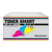 Toner-Smart HPQ-Q7553X ( Q7553X ) Eco-Friendly Laser Cartridge