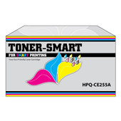 Toner-Smart HPQ-CE255A ( CE255A ) Eco-Friendly Laser Cartridge