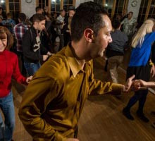Swing Lindy Hop Dance Class