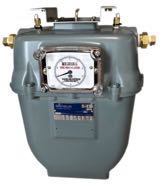 Dry Gas Meter : S replacement vost dry gas meter assembly