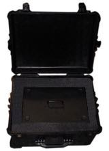 method 5 control console shipping case