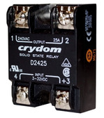 Crydom Surface Mount Solid State Relay Side