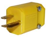 Straight Blade Plug 5-15 125 Vac
