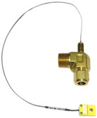 Dry Gas Meter Thermocouple Male Elbow