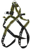 Safety Harness with Friction Buckle Shoulder Straps