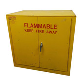 Pre-Owned Protectoseal Flammable Safety Cabinet Door Closed