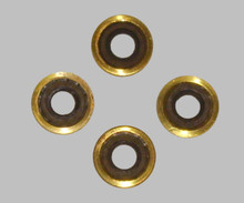 Brass Viton Composite Yoke Washer