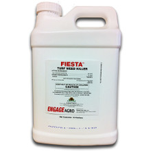 Fiesta Bio Herbicide for Lawns - 2.5 Gallon Jug - Weed Killer