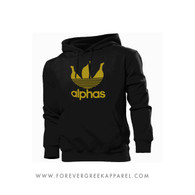 ALPHAS HOODIE - PREORDER - SHIPS 5.13.17