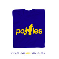 POODLE TEE - PREORDER - SHIPS 5.13.17