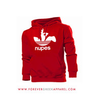 NUPES HOODIE  PREORDER - SHIPS 5.13.17
