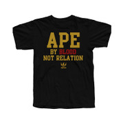 APE BY BLOOD TEE PREORDER - SHIPS 5.13.17