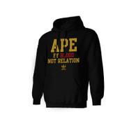 APE BY BLOOD HOODIE PREORDER - SHIPS 5.13.17