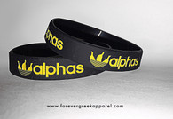 Alphas Wrist Band