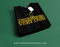 DECEMBERS VERY OWN (GOLD INK)