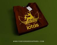 IOTAS (GOLD INK, RED EYE)