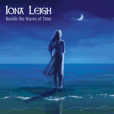Beside the Waves of Time by Iona Leigh CD Cover
