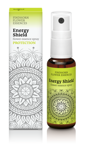 Energy Shield Flower Essence Spray