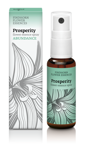 Prosperity Flower Essence Spray