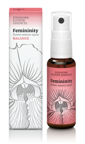 Femininity Flower Essence Spray