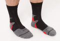 SALE SHORT RED/BLACK SOCKS