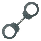 Peerless - Standard Black Handcuffs