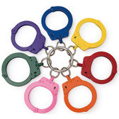 Safariland - Standard Chain Style Colored Handcuffs