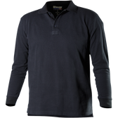 Blauer Cotton Polo L/S | 8146