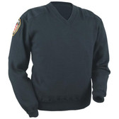 Blauer 205 Lightweight V-Neck Sweater