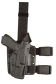 Safariland Model 7384 7TS ALS Tactical Holster w/ Light