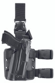 Safariland Model 6305 ALS Tactical Holster w/ Quick-Release Leg Strap