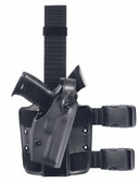 Safariland Model 6004 SLS Tactical Holster w/ Light
