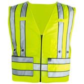 Blauer 342 Zip-Front Breakaway Vest
