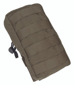 Protech 4x8 Utility Pouch - Vertical w/ Molle Attachment