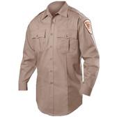 Blauer L/S Cotton Blend Shirt | 8703